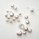 Zilverkorrels van fijnzilver (999)
